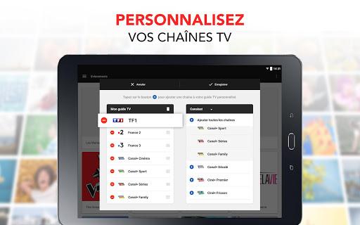 Programme TV par Tu00e9lu00e9 Loisirs : Guide TV & Actu TV apktram screenshots 15