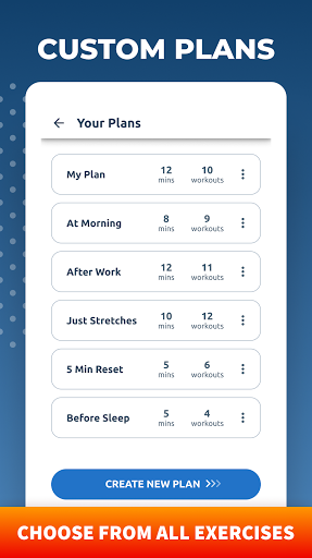 Perfect Posture - Posture correction in 30 days 1.9.8 Screenshots 6