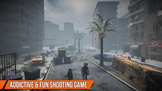 Dead Target MOD APK: Zombie Offline – Shooting Games [Unlimited Guns, Gold, Cash] 2