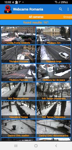 Webcams Romania 9.1.0 screenshots 1