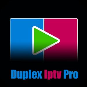 DuplexIPTV player TV Box iptv streamer tips 1.0 by Public La God logo