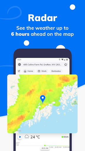Weather Assistant by ClimaCell 1.14.4 Screenshots 2