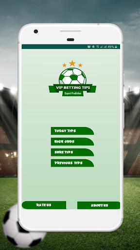 VIP Betting Tips - Expert Prediction 12.0 Screenshots 1