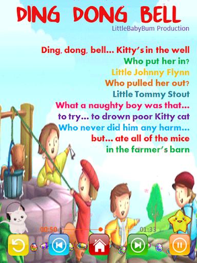 Kids Songs - Offline Nursery Rhymes & Baby Songs 1.7.2 screenshots 3