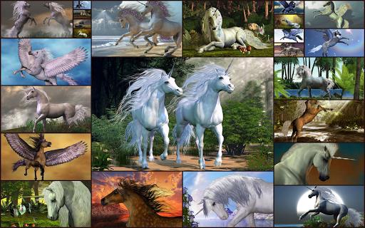 Unicorns Jigsaw Puzzles Game - Kids & Adults 🦄 screenshots 1