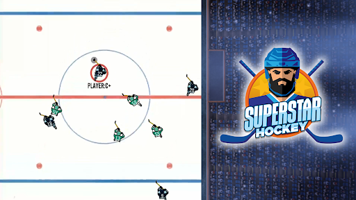 Superstar Hockey apkpoly screenshots 15