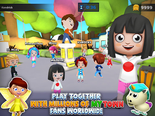 My Town World of Games - Mulitplayer Game 1.298 screenshots 7
