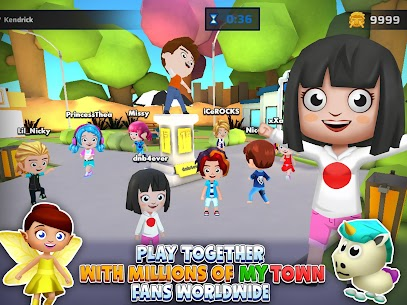 My Town World: 3D Mini Games for Kids 7