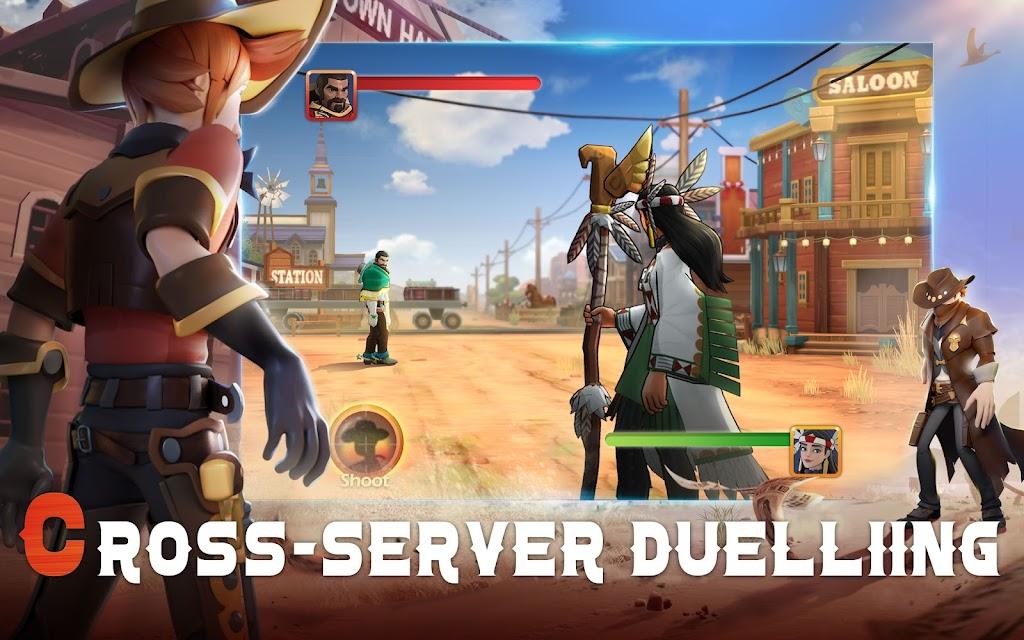Wild West Heroes poster 17