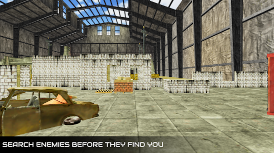 Commando Sniper Shooter – Action FPS Games For Android 3
