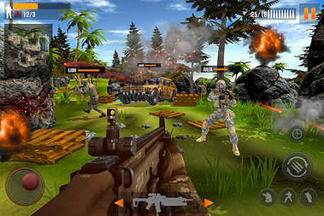 Bullet Clash Game Hack Android and iOS 4