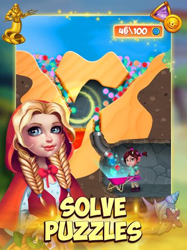 Fancy Blast: Puzzle in Fairy Tales  screenshots 18