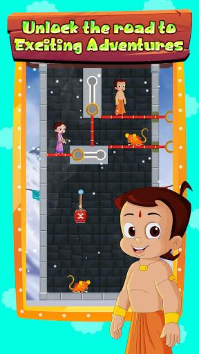 Chhota Bheem aur Malongh Ka Raaz Official Game apkdebit screenshots 1