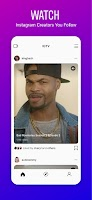 screenshot of IGTV from Instagram - Watch IG Videos & Clips
