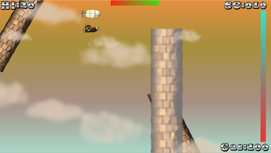 Airship Flappy 1.0 APK + Mod (Free purchase) for Android