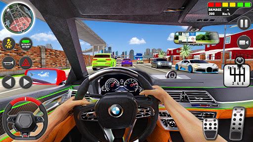 Code Triche ville conduite école simulateur 3D voiture parking APK MOD (Astuce) screenshots 1