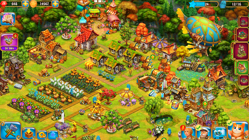 Charm Farm: Village Games. Magic Forest Adventure. 1.149.0 screenshots 21