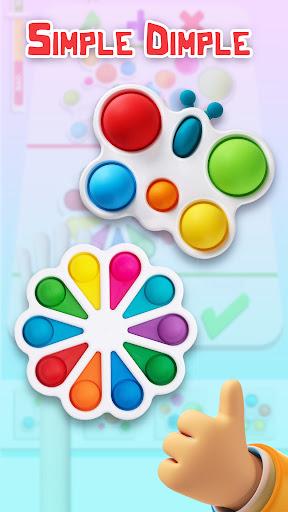 Fidget Trading : Pop it - Fidget Toys relaxing  screenshots 9