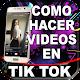 Como Hacer Vídeos Fácil HD En TikTok Guía Gratis