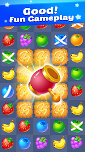 Sweet Fruit Candy: New Games 2020