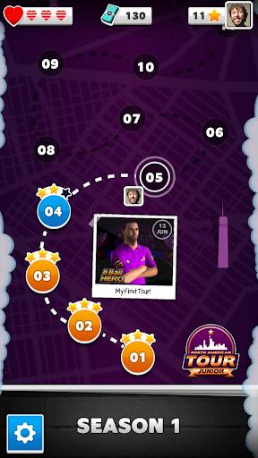8 Ball Hero - Pool Billiards Puzzle Game  Screenshots 4