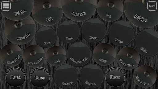 Electronic drum kit apkdebit screenshots 1