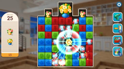 Sweet Home : Design & Blast apkpoly screenshots 18
