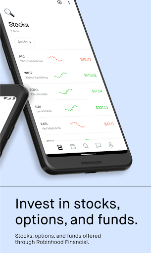 Foto do Robinhood - Investment & Trading, Commission-free