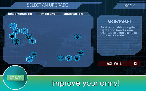 X-CORE. Galactic Plague. Offline Strategy game. 1.26 Screenshots 23