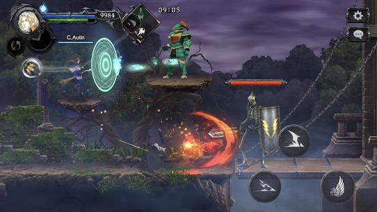 Castlevania Grimoire of Souls MOD APK 1.1.4 (Crit Damage) 5