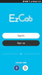 EzCab – Car & Taxi Ride Hailing App 2.63 APK + MOD Download 1