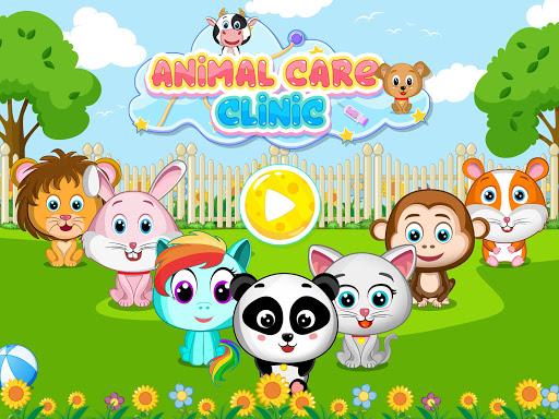 Baby Animal Care Pet Daycare 2.0 screenshots 1