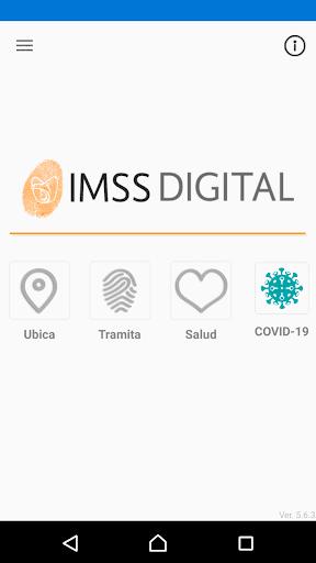 IMSS Digital 5.4.0 Screenshots 1