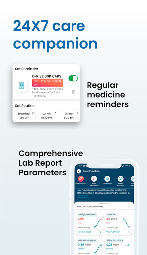 MFine- Online Doctor Consultation, Lab Test, Scans android2mod screenshots 7