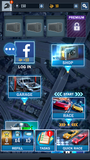 Instant Drag Racing 0.3.253 screenshots 3