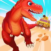 Dinosaur Guard - Jurassic Games for kids