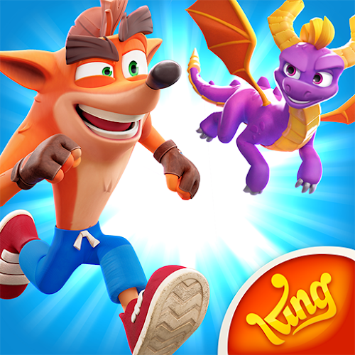 Crash Bandicoot: On the Run! 1.80.62