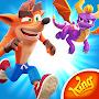Crash Bandicoot: On the Run! icon