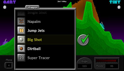 Pocket Tanks  screenshots 11