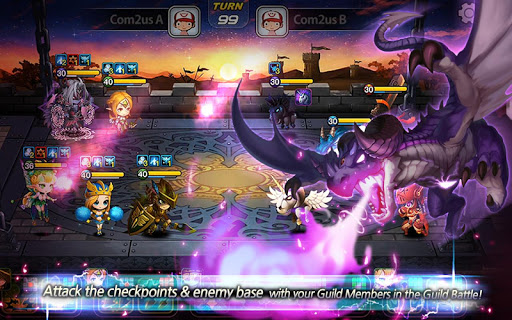 Wonder Tactics apkmr screenshots 13