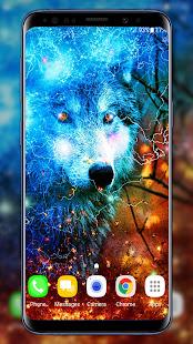 Wolves Live Wallpaper