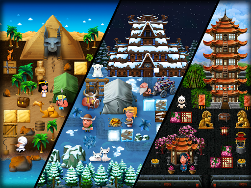 Diggy's Adventure: Challenging Puzzle Maze Levels 1.5.377 screenshots 7