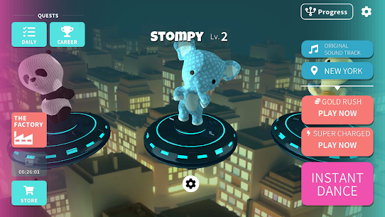 Giant Dancing Plushies For Android 7