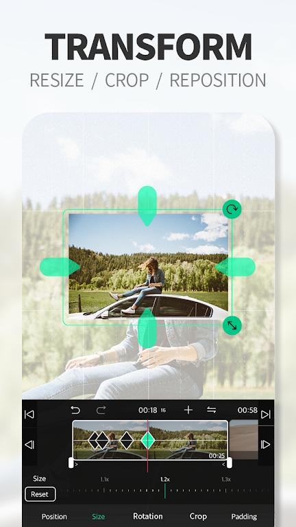 VLLO - Video Editor & Maker  poster 1
