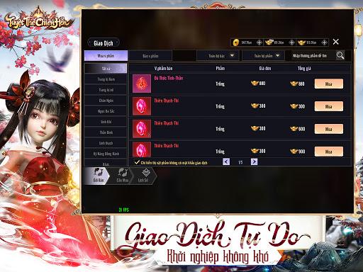 Tuyu1ec7t Thu1ebf Chiu1ebfn Hu1ed3n - Tuyet The Chien Hon  screenshots 17