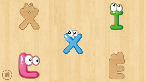 baby puzzles - wooden blocks screenshot 2