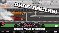 Pixel Car Racerのおすすめ画像1