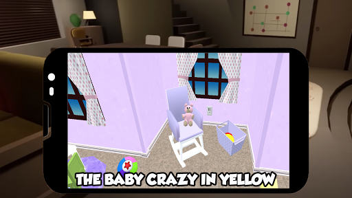 The Baby in Crazy Yellow House Simulator apk 1.01 screenshots 2