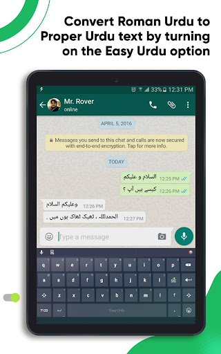 Easy Urdu Keyboard 2021 - u0627u0631u062fu0648 - Urdu on Photos 4.7 Screenshots 13