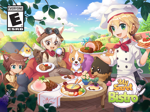My Secret Bistro - Play cooking game with friends 1.8.6 screenshots 8